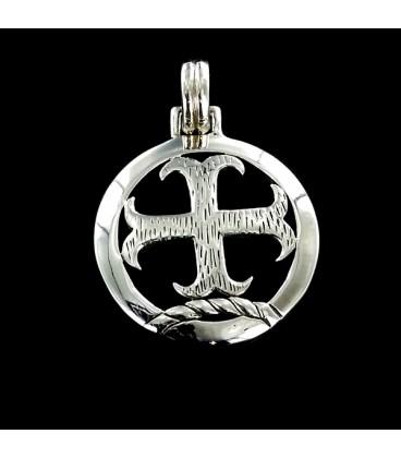 Simbolo de los Caballeros Templarios.