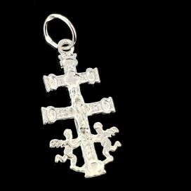 Caravaca silver Cross