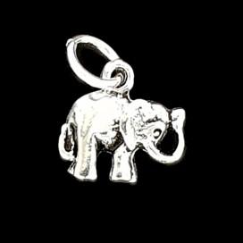Elefante de plata ley 925