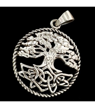Yggdrasil. Silver Tree of Life