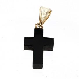 Asturias Jet and Silver Cross