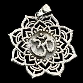 Om in Mandala