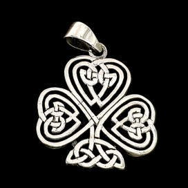 Lucky Celtic Clover