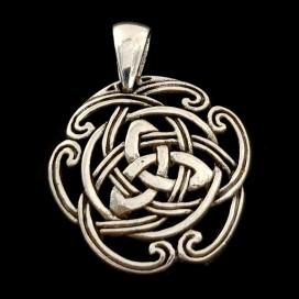 Triquetra. Symbol of Eternity