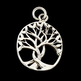 Yggdrasil. Silver Tree of Life