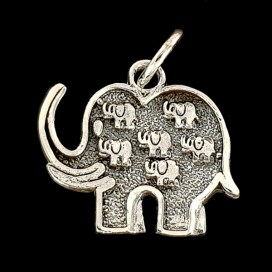 Good luck silver Elephant