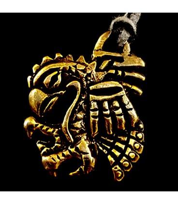 Aguila Azteca Mítica del Código de Nutal