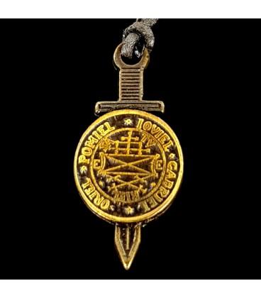 Divina espada de la justicia - Escudo Tet