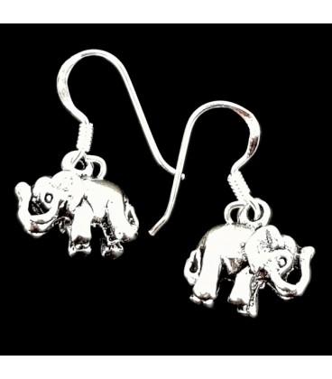 Good luck Elephants earrings