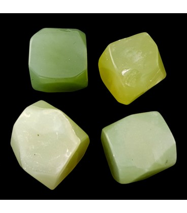 Jade Cubico irregular