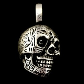 Calavera tribal