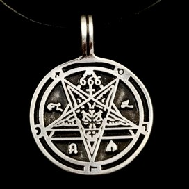Inverted Pentacle