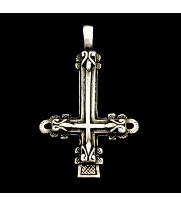 Inverted Cross.  Cross of St. Peter