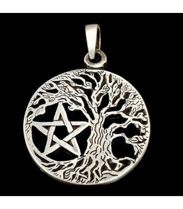Tree of Life and Pentacle