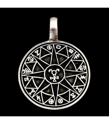 Amuleto Cabalístico de Mercurio.