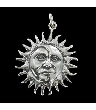 Sol y Luna de plata