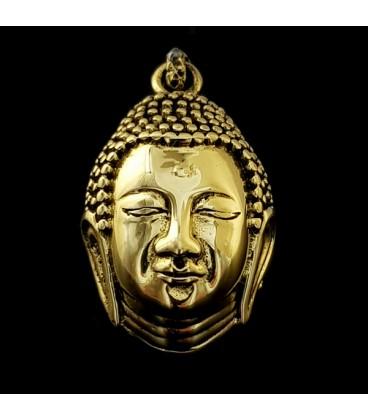 Buda. Colgante de Bronce