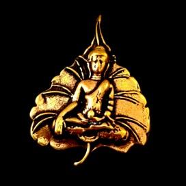 Buda de Bronce