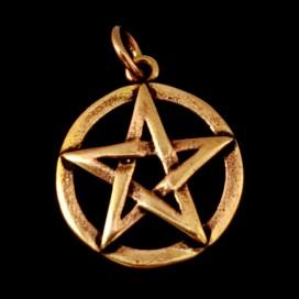 Pentaculo de bronce
