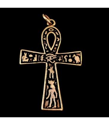 ANKH Cruz de la vida egipcia