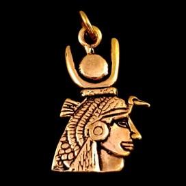 Hathor, Diosa egipcia del amor.