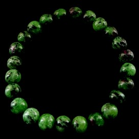 Ruby Zoisite Magic Bracelet