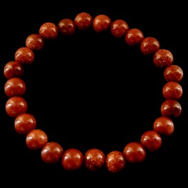 Goldstone Crystal Magic Bracelet