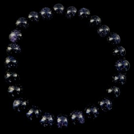 Blue Fluss Magic Bracelet