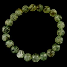 Prehnite Crystals Magic Bracelet