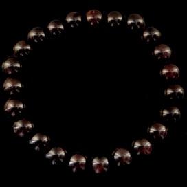 Garnet Magic Bracelet