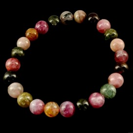Multicolor Tourmaline Magic Bracelet