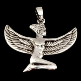 Nejbet. Egyptian goddess. Daughter of Ra