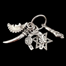 Proteccion y Buena Suerte.  Amuleto Tallisman
