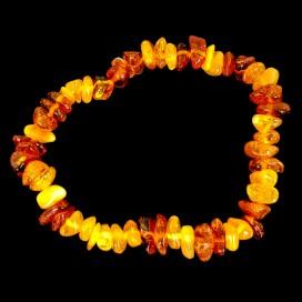 Amber Stretch Bracelets