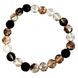 Quartz Bracelet 8mm Beads