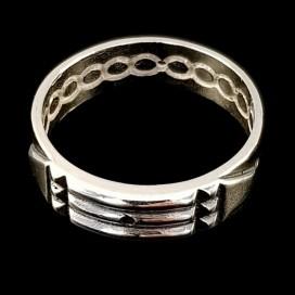 Atlantis Symbol ring